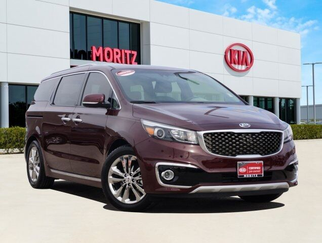 2018 Kia Sedona SX Limited Fort Worth TX