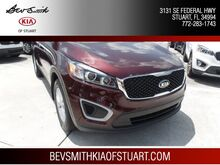 2018_Kia_Sorento_2.4L LX- Leather Added!_ Stuart  FL