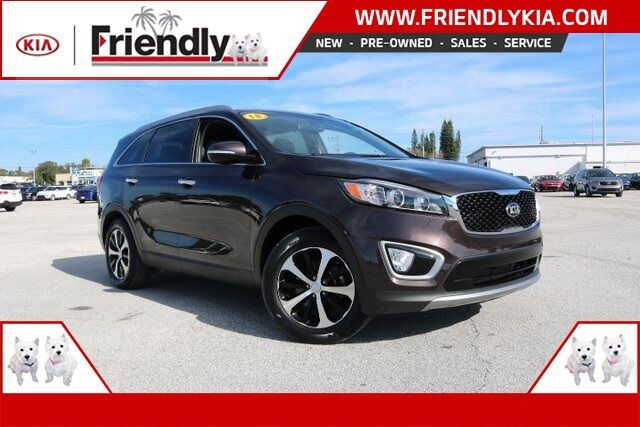 2018 Kia Sorento EX New Port Richey FL