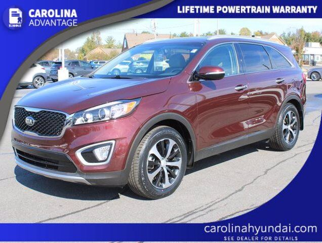 2018 Kia Sorento EX V6 High Point NC