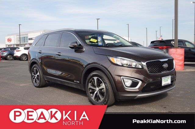 2018 Kia Sorento EX V6 Windsor CO