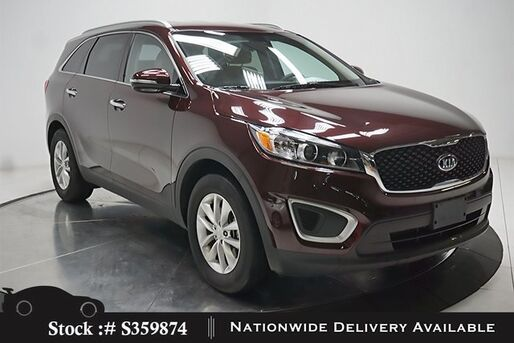 2018_Kia_Sorento_LX BACK-UP CAMERA,17IN WLS,3RD ROW STS_ Plano TX