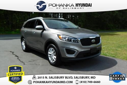 2018_Kia_Sorento_LX **ONE OWNER**_ Salisbury MD