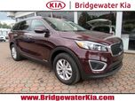 2018 Kia Sorento LX V6 AWD, Rear-View Camera, Audio System with Voice Control, Bluetooth Technology, 3RD Row Seats, 3.3L 6-Cylinder Engine, 17-Inch Alloy Wheels,