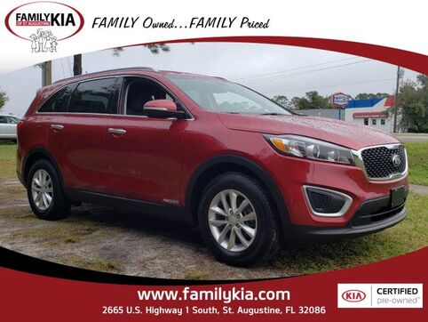 2018_Kia_Sorento_LX V6_ St. Augustine FL