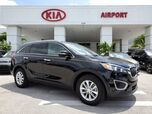 2018 Kia Sorento LX w/ Convenience, Cool & Connected Package