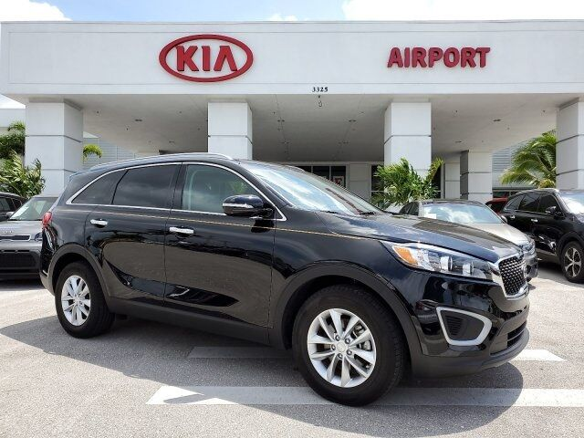 2018 Kia Sorento LX w/ Convenience, Cool & Connected Package Naples FL