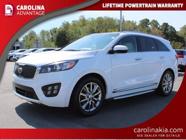 2018 Kia Sorento SX Limited V6 High Point NC