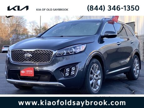 2018 Kia Sorento SX Limited V6 Old Saybrook CT