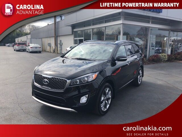 2018 Kia Sorento SX V6 High Point NC