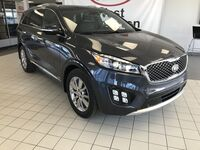 Kia Sorento SXL AWD V6 7 SEATER *FRONT COLLISION WARNING SYSTEM/NAPPA LEATHER HEATED & COOLED SEATS/360 CAMERA MONITORING SYSTEM* 2018