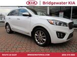 2018 Kia Sorento SXL V6 AWD, Navigation System, Rear-View Camera, Blind Spot Monitor, Heated/Ventilated Leather Seats, 3RD Row Seats, Panorama Sunroof, Hands-Free Power Liftgate, 19-Inch Chrome Alloy Wheels,
