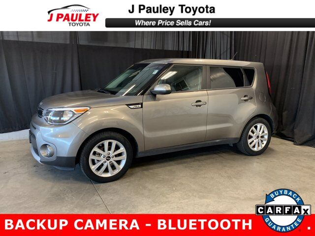 2018 Kia Soul + Fort Smith AR