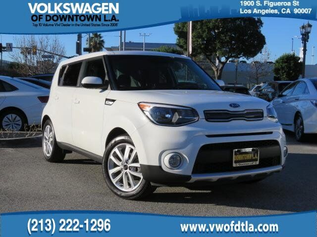 2018 Kia Soul + Los Angeles CA
