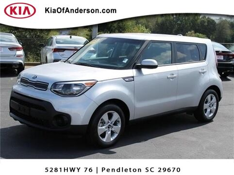 2018_Kia_Soul__ Greenville SC