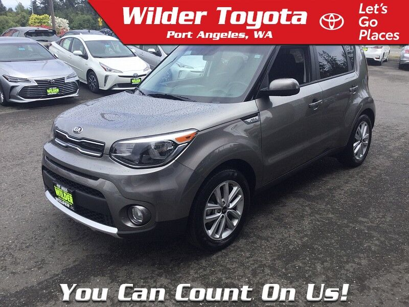 2018 Kia Soul + Port Angeles WA