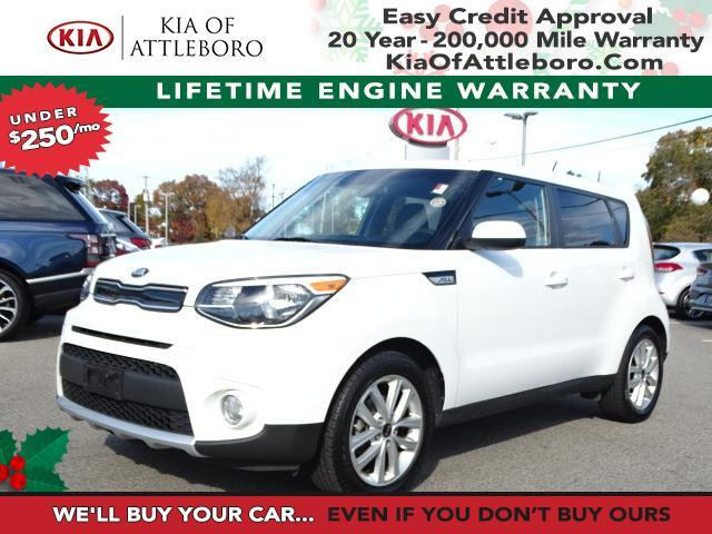 2018 Kia Soul + South Attleboro MA
