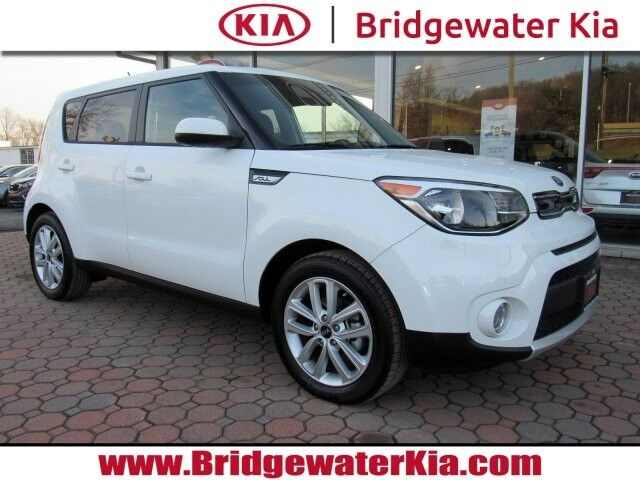2018 Kia Soul + Wagon, UVO eServices, Rear-View Camera, Touch-Screen Audio, Android Auto & Apple CarPlay Integration, Bluetooth Technology, 17-Inch Alloy Wheels, Bridgewater NJ