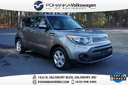 2018_Kia_Soul_Base ** LOW MILES ** 30+ MPG **_ Salisbury MD