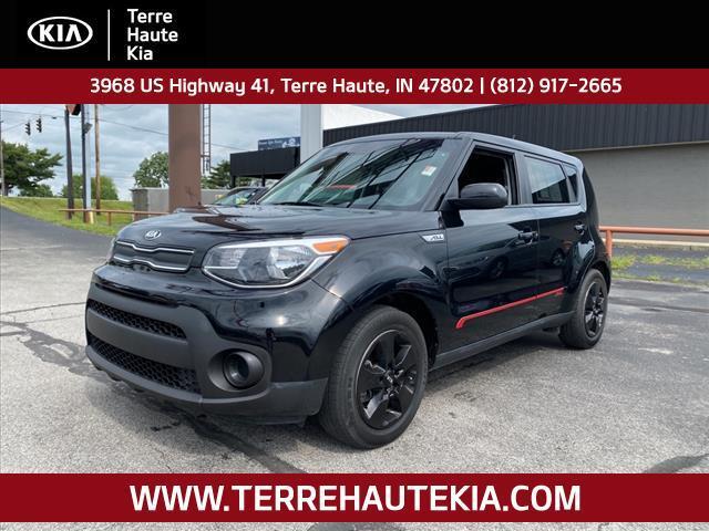 2018 Kia Soul Base Auto Terre Haute IN