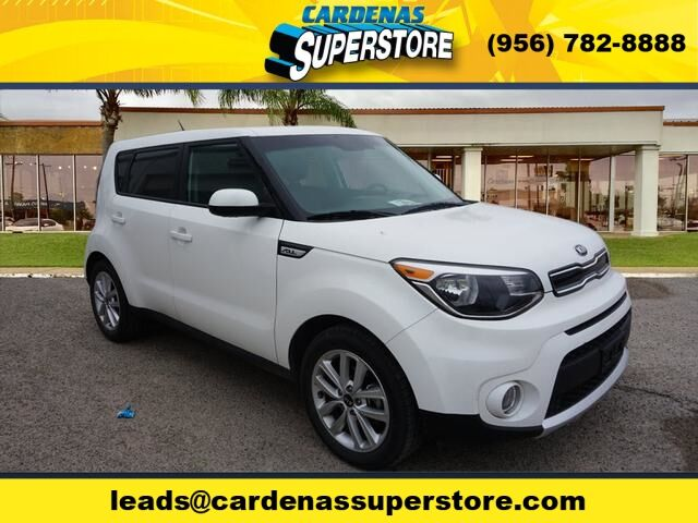 2018 Kia Soul Base Harlingen TX