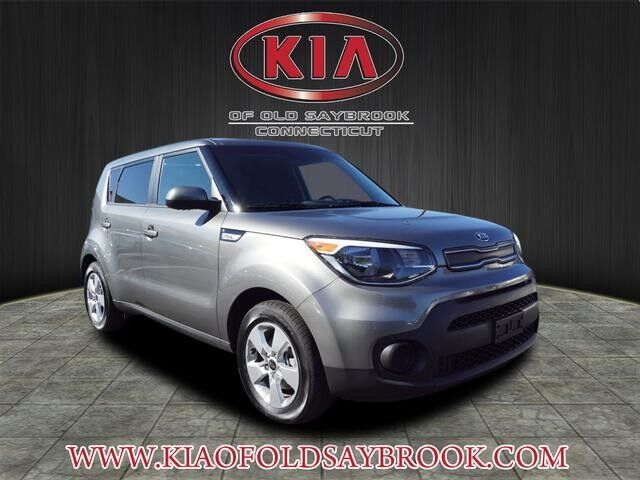 2018 Kia Soul Base Old Saybrook CT