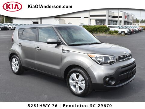 2018_Kia_Soul_Base_ Greenville SC