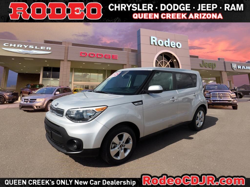 2018 Kia Soul Base Queen Creek AZ