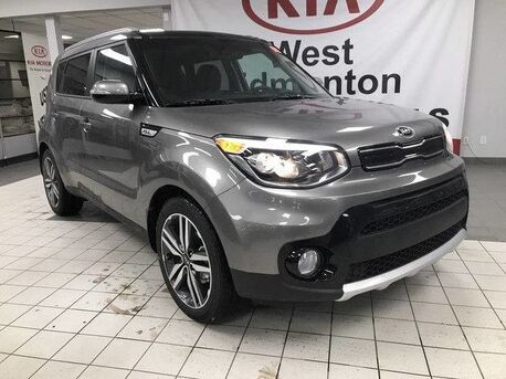 2018_Kia_Soul_EX Premium FWD 2.0L *AIR COOLED FRONT SEATS/HEATED REAR SEATS/NAVIGATION/LANE DEPARTURE WARNING*_ Edmonton AB