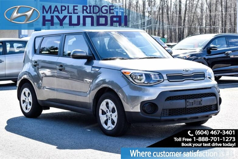 2018 Kia Soul LX Auto Maple Ridge BC