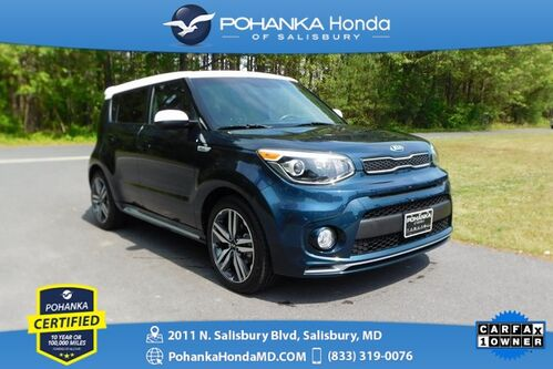 2018_Kia_Soul_Plus ** Special ( 1 Millionth ) Edition ** NAVIGATION *_ Salisbury MD
