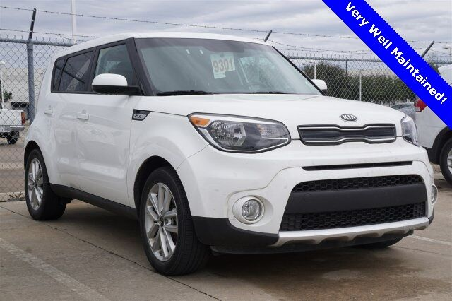 2018 Kia Soul Plus Carrollton TX