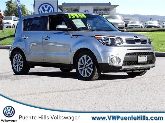 2018 Kia Soul Plus City of Industry CA