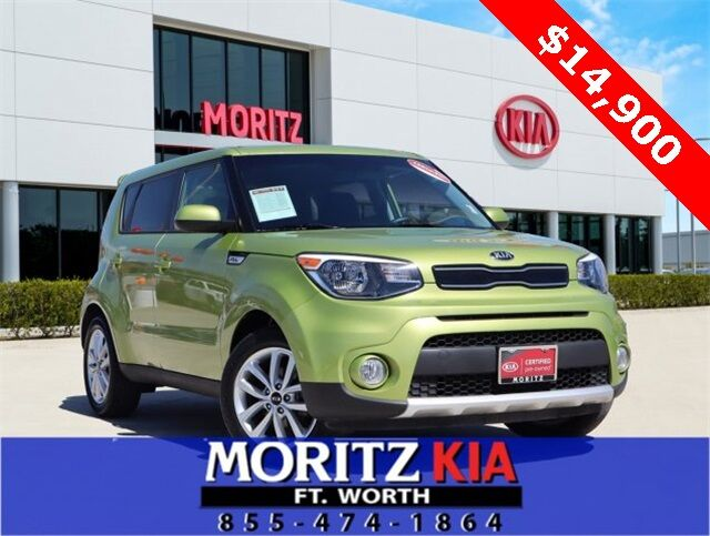2018 Kia Soul Plus Fort Worth TX