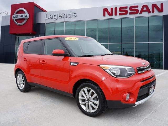 2018 Kia Soul Plus Kansas City KS