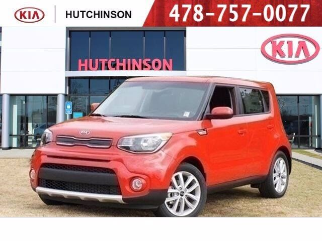 2018 Kia Soul Plus Macon GA