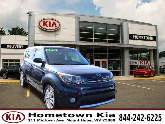 2018 Kia Soul Plus Mount Hope WV