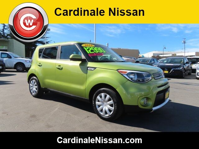 2018 Kia Soul Plus Seaside CA