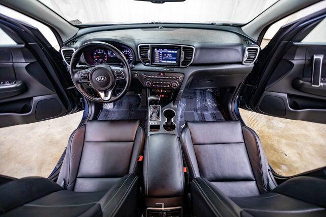 2018 Kia Sportage AWD EX Leather BCam Red Deer AB