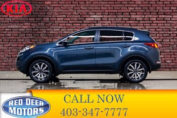 2018_Kia_Sportage_AWD EX Leather Roof BCam_ Red Deer AB