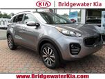 2018 Kia Sportage EX AWD, Navigation System, Rear-View Camera, Blind Spot Monitor, Harman Kardon Sound, Apple CarPlay & Android Auto Integration, UVO eServices, Ventilated Leather Seats, Panorama Sunroof, 18-Inch Alloy Wheels,