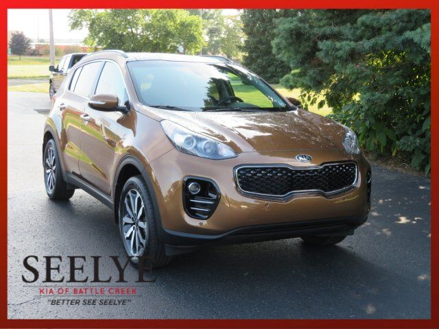 2018 Kia Sportage EX Battle Creek MI