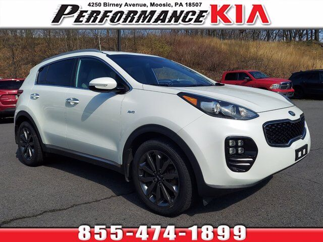 2018 Kia Sportage EX Moosic PA