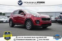 2018 Kia Sportage EX **ONE OWNER**MUST SEE**