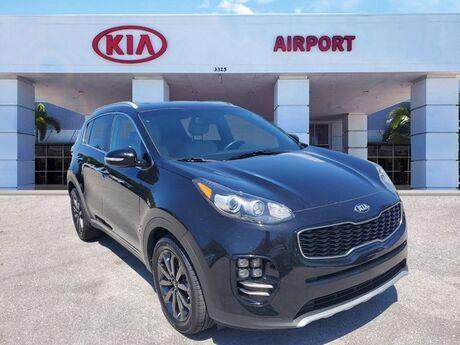 2018 Kia Sportage EX w/ Sport Appearance Package Naples FL