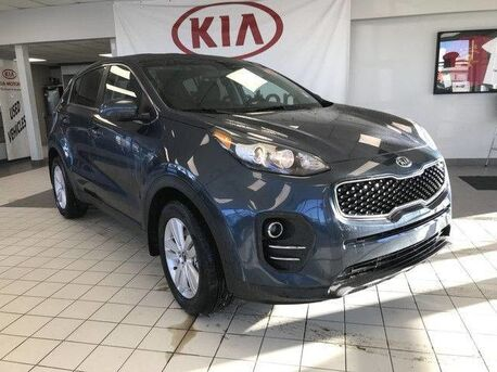 2018_Kia_Sportage_LX AWD 2.4L *HEATED CLOTH FRONT SEATS/SECURITY SYSTEM/REARVIEW CAMERA*_ Edmonton AB