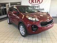 Kia Sportage LX AWD 2.4L *HEATED FRONT CLOTH SEATS/REARVIEW CAMERA/BLUETOOTH* 2018
