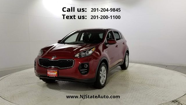 2018 Kia Sportage LX AWD Jersey City NJ