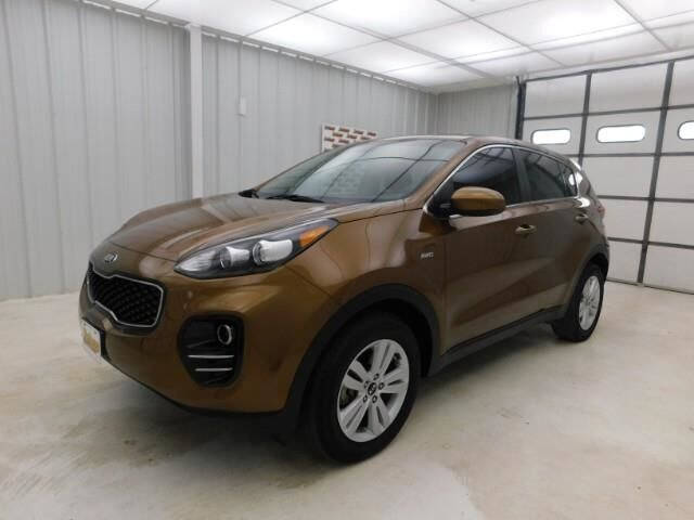 2018 Kia Sportage LX AWD Manhattan KS