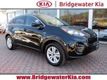 2018 Kia Sportage LX AWD, Remote Keyless Entry, Touch-Screen Audio, Rear-View Camera, Bluetooth Technology, Front Bucket Seats, Split Folding Rear Seats, 17-Inch Alloy Wheels,